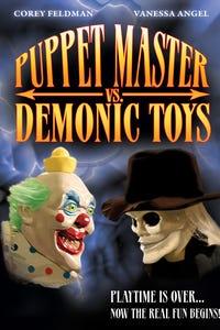 Puppet Master vs. Demonic Toys as Robert Toulon