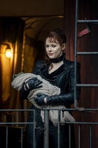 Emily Beecham as Elvira Blake