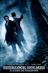 Sherlock Holmes: A Game of Shadows as Sherlock Holmes