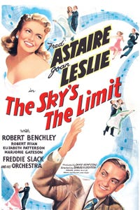 The Sky's the Limit as Mrs. Fisher