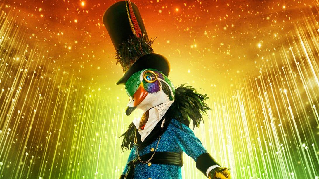 The Mallard, The Masked Singer