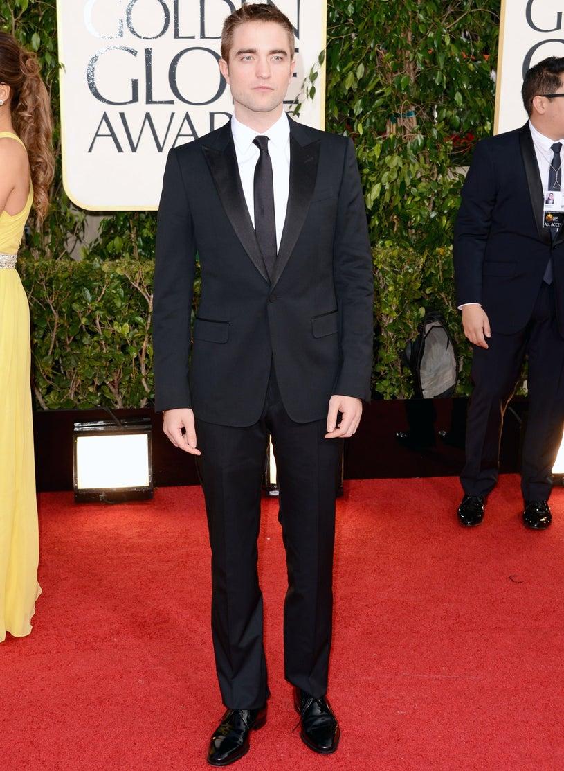 Robert Pattinson - 70th Annual Golden Globe Awards in Beverly Hills, California, Januay 13, 2013
