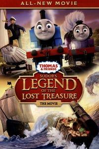 Thomas & Friends: Sodor's Legend of the Lost Treasure as Ryan