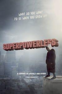 Superpowerless as Mimi's Dad
