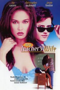 My Teacher's Wife as Mr. Boomer