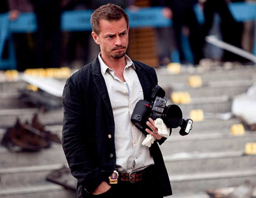 "CSI: NY - Season 7 - ""Food For Thought"" - Carmine Giovinazzo as Danny Messer"