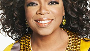Oprah Says She's Tired, Loves Commercials --- And Eight Other Surprises