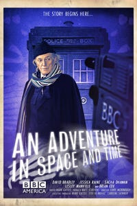 An Adventure in Space and Time as Waris Hussein