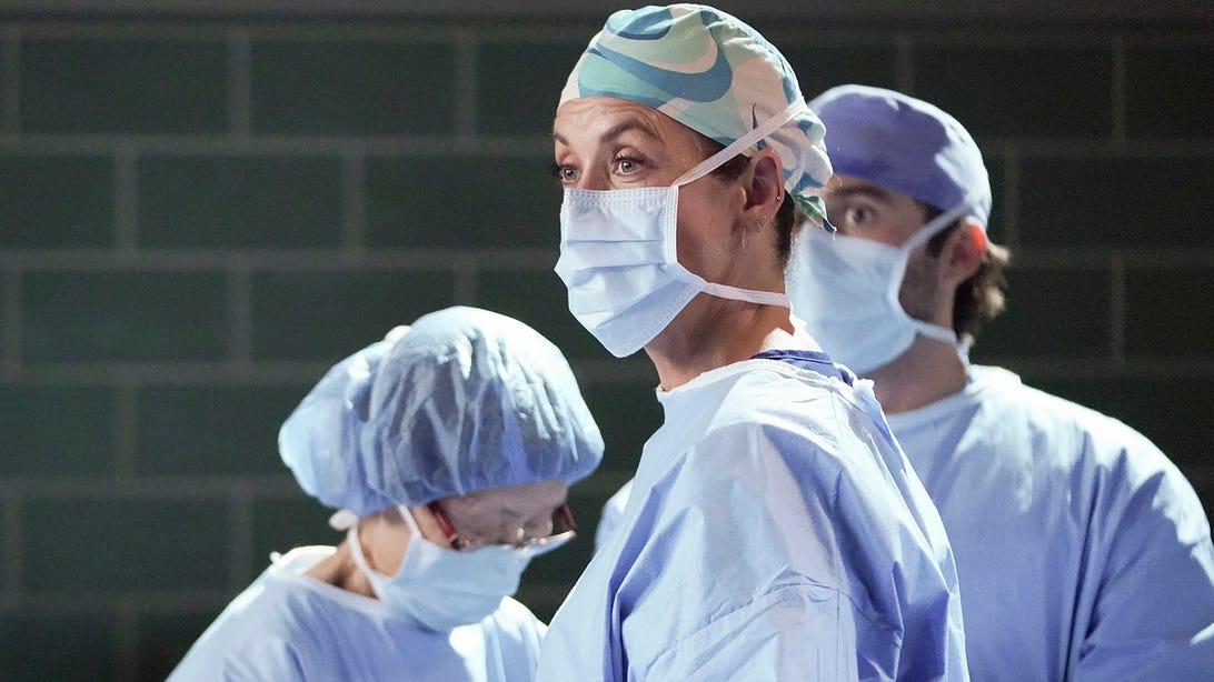 Kate Walsh, Grey's Anatomy
