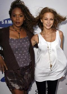 Rachel True and Jordan Ladd - UpStage Country Club, April 15, 2007