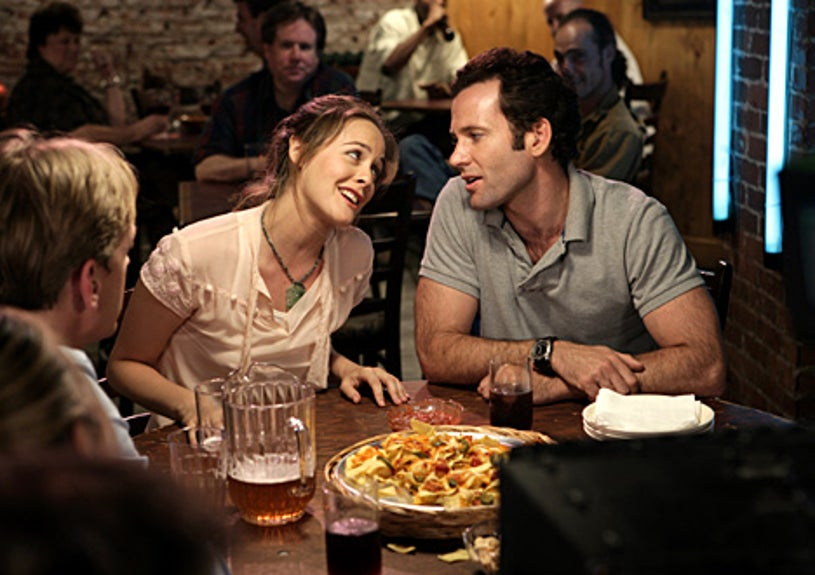 Candles on Bay Street - Alicia Silverstone and Eion Bailey