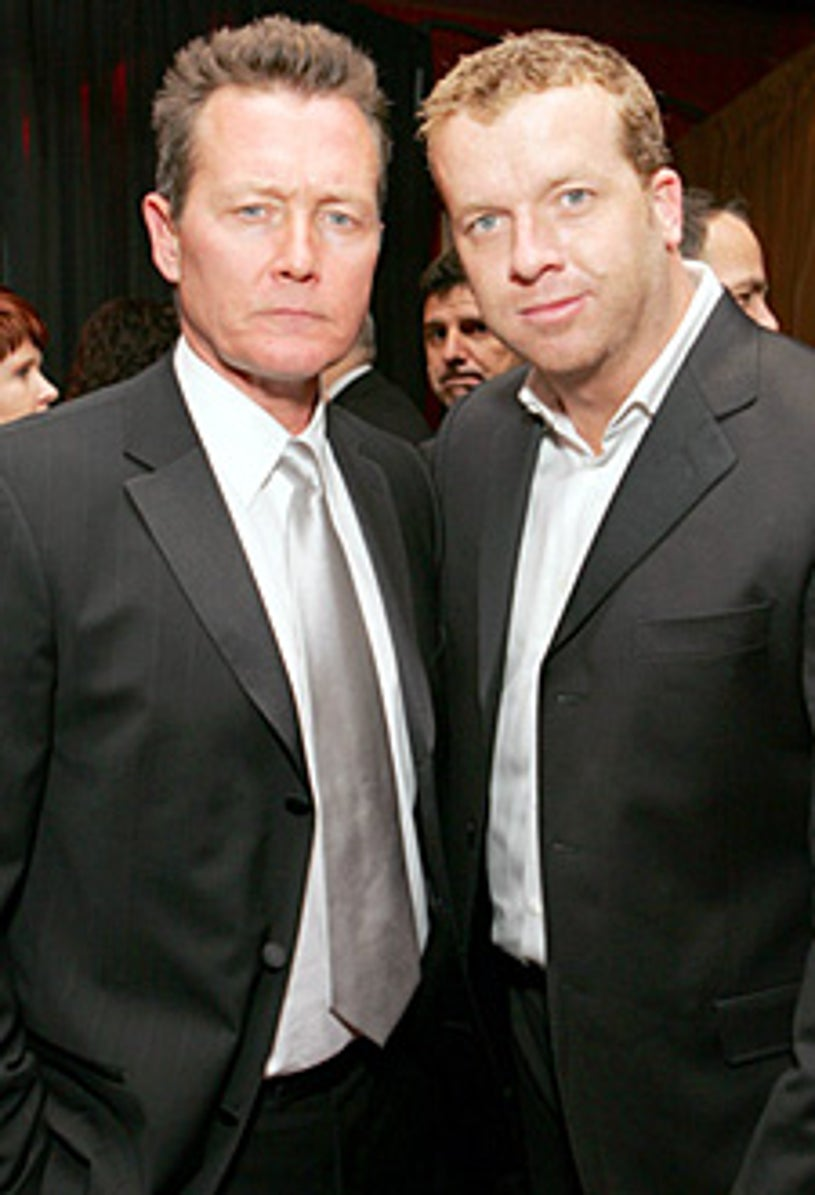 Robert Patrick and McG - InStyle & Warner Bros. 2006 Golden Globes After Party - Jan. 2006