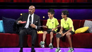 Little Big Shots Exclusive: Ping Pong Isn't a Game to These Kids