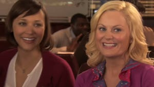 The Ladies of Parks and Recreation Celebrated Galentine's Day Again
