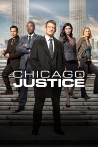 Chicago Justice as Laura Nagel
