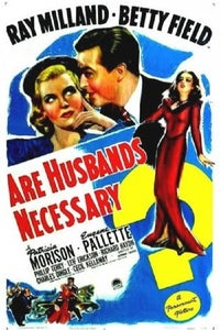 Are Husbands Necessary? as George Cugat