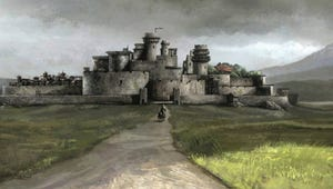 Here's Your Exclusive First Look at the Stunning The Art of Game of Thrones Book