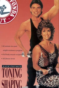 Jane Fonda: Toning and Shaping as Instructor