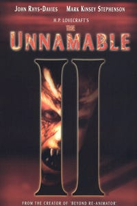 The Unnamable II as Chancellor Thayer