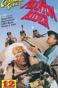 The Phantom Rider as Randall