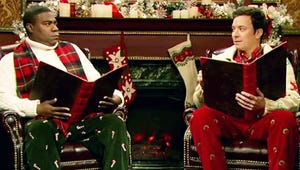Top Moments: Jimmy Fallon and Tracy Morgan Spread Christmas Cheer