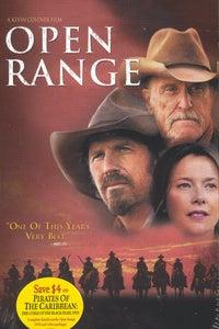 Open Range as Sheriff Poole