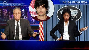 The Daily Show Made a One Direction Joke, and Teenage Girls Are Freaking Out