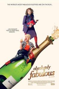 Absolutely Fabulous: The Movie as Edina Monsoon