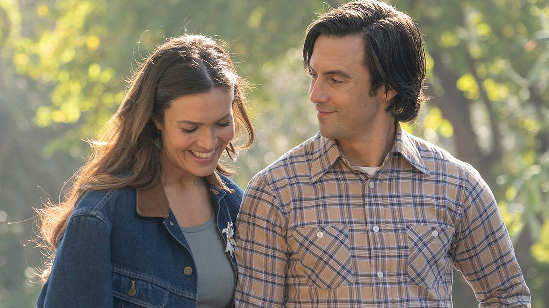 Mandy Moore and Milo Ventimiglia, This Is Us