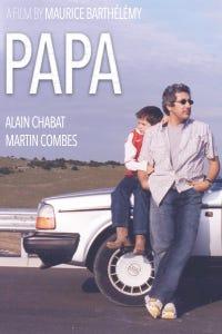 Papa as David Dresner