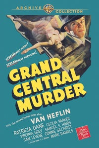 Grand Central Murder as Roger Furness