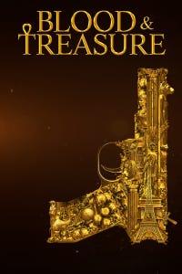 Blood & Treasure as Sharif Gazal