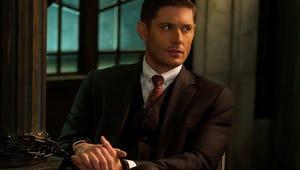 Supernatural Midseason Trailer: Michael Declares 'Even God Can Die'