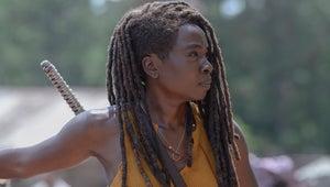 It Looks Like The Walking Dead Is Setting Up Michonne's Endgame