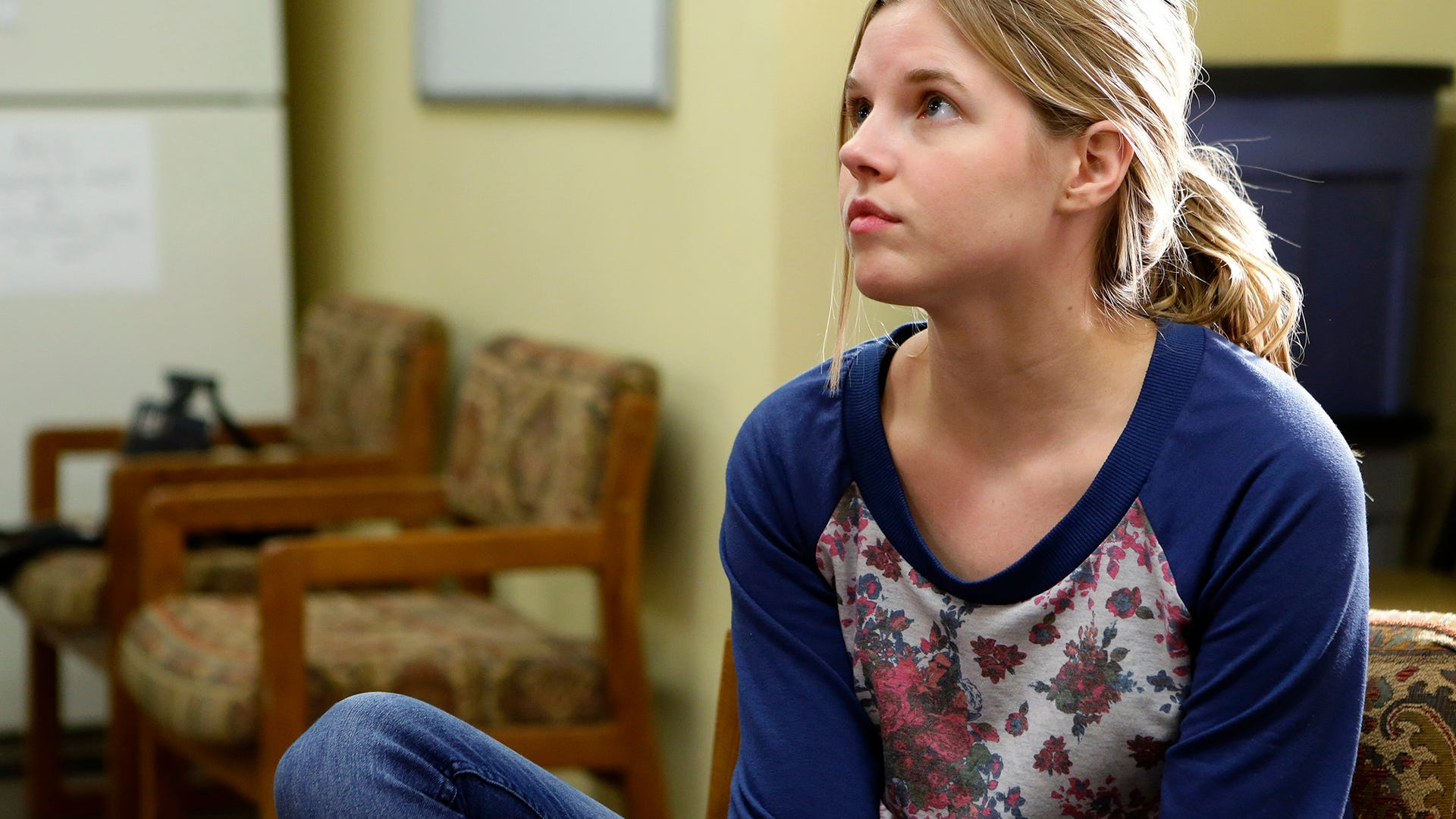Ana Mulvoy-Ten as Shae Reese, American Crime
