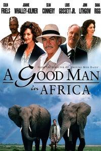 A Good Man in Africa as Chloe Fanshawe