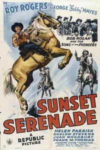 Sunset Serenade as Martin Rider