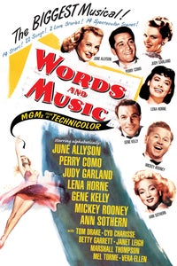 Words and Music as Guest Star