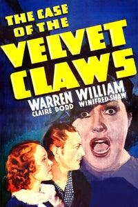 The Case of the Velvet Claws as Wilbur Stran