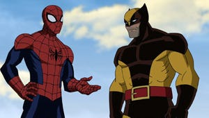 Exclusive Video: Wolverine Claws His Way Onto Ultimate Spider-Man