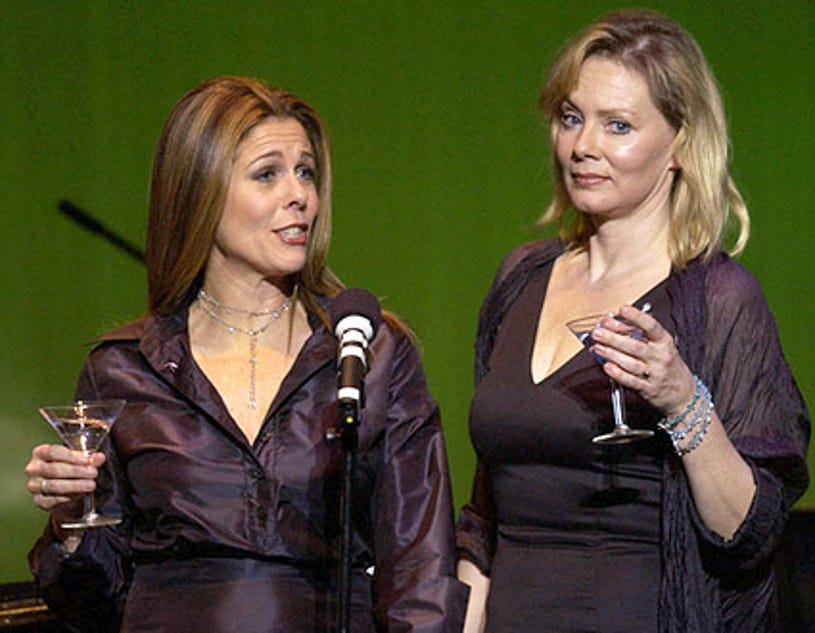 Rita Wilson & Jean Smart - What A Pair! A Celebration of Women's Duets from Broadway Musicals to Benefit The Revlon/UCLA Breast Center