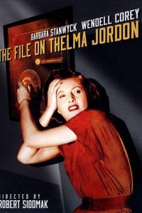The File on Thelma Jordon as Woman Prisoners