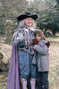 John Gielgud as Henry IV