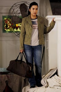 Alicia Sixtos as Girl with Carjacker