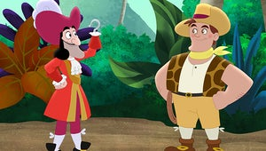First Look: True Blood's Ryan Kwanten to the Rescue on Jake and the Never Land Pirates