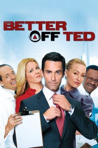 Better Off Ted as Pete