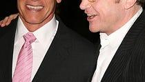 """Tom Arnold on Arnold Schwarzenegger: """"I'm Here For Him"""""""