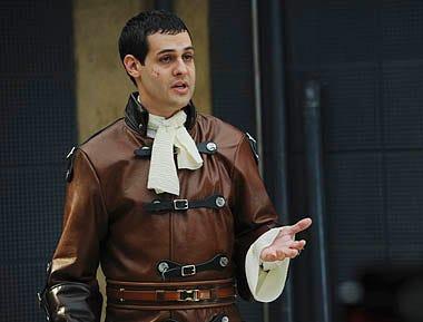 "Castle - Season 3 - ""Punked"" - Andrew Leeds"