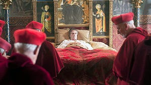 The Borgias Season 3 Exclusive Sneak Peek: War, Witchcraft and the Death of Pope Alexander?