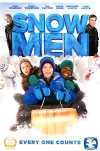 Snowmen as Reggie Kirkfield